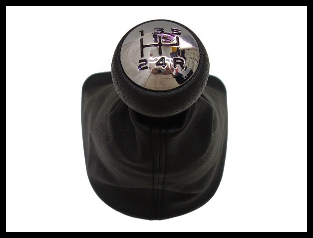 pommeau levier de vitesse soufflet cadre peugeot 207 307 307 cc 308 406 ebay. Black Bedroom Furniture Sets. Home Design Ideas