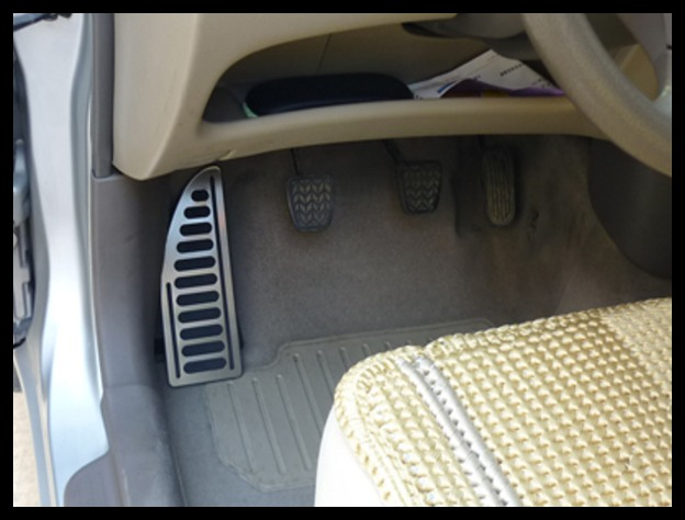 repose pied repose pied citroen c2 c3 c4 c5 xsara picasso neuf ebay. Black Bedroom Furniture Sets. Home Design Ideas