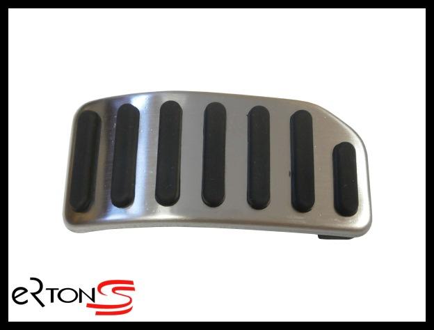 pedalset pedale pedalkappen volvo s60 s80 v60 xc60 automatik alu neu ebay. Black Bedroom Furniture Sets. Home Design Ideas