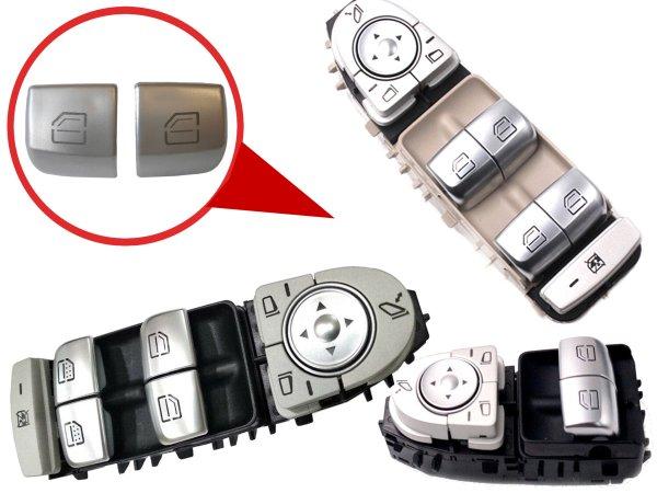 2x Interrupteur De Lève-Vitre Commutateur Bouton MERCEDES W169 A W245 B NEUF *