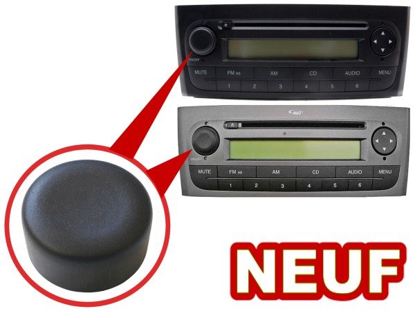 radio blaupunkt cd mp3 bouton commande volume fiat grande. Black Bedroom Furniture Sets. Home Design Ideas