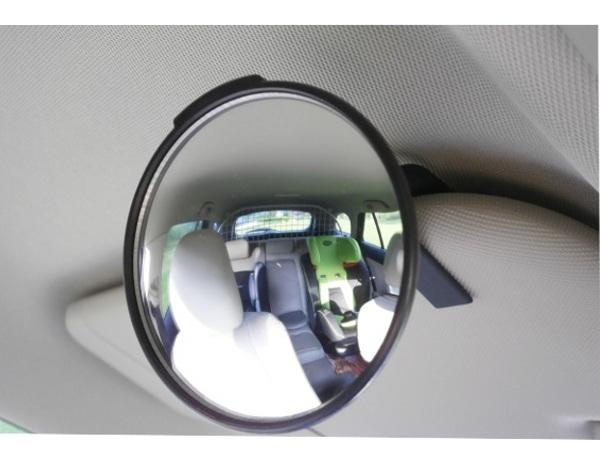 Baby Kinder Reise Rückspiegel Auto Pkw Innenspiegel Zusatz Spiegel mit Klemme