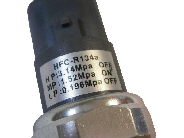 AIR CONDITIONER PRESSURE TRANSDUCER SENSOR FOR ROVER 75 MG ZT TOYOTA AVALON