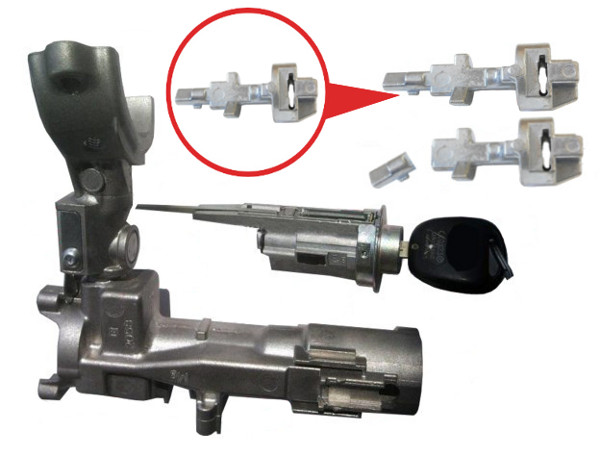 PASEO Zündschalter Zündschloss Zylinder Zylinderstange TOYOTA RAV4 I 94-00