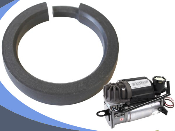 Luftfederung Kompressor REPARATURSATZ *Original* WABCO VW TOUAREG PORSCHE AUDI